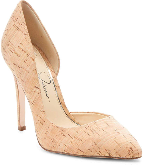 Jessica Simpson Women's Pheona D'Orsay High Heel Pumps