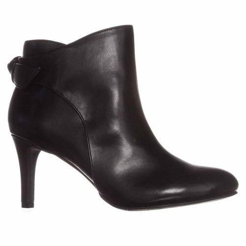 Alfani Women's Fawwn Ankle Booties (Black, 9 M)
