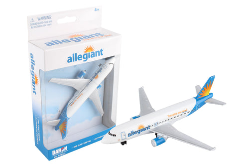 Daron Allegiant Airlines Single Die-Cast Collectible Plane