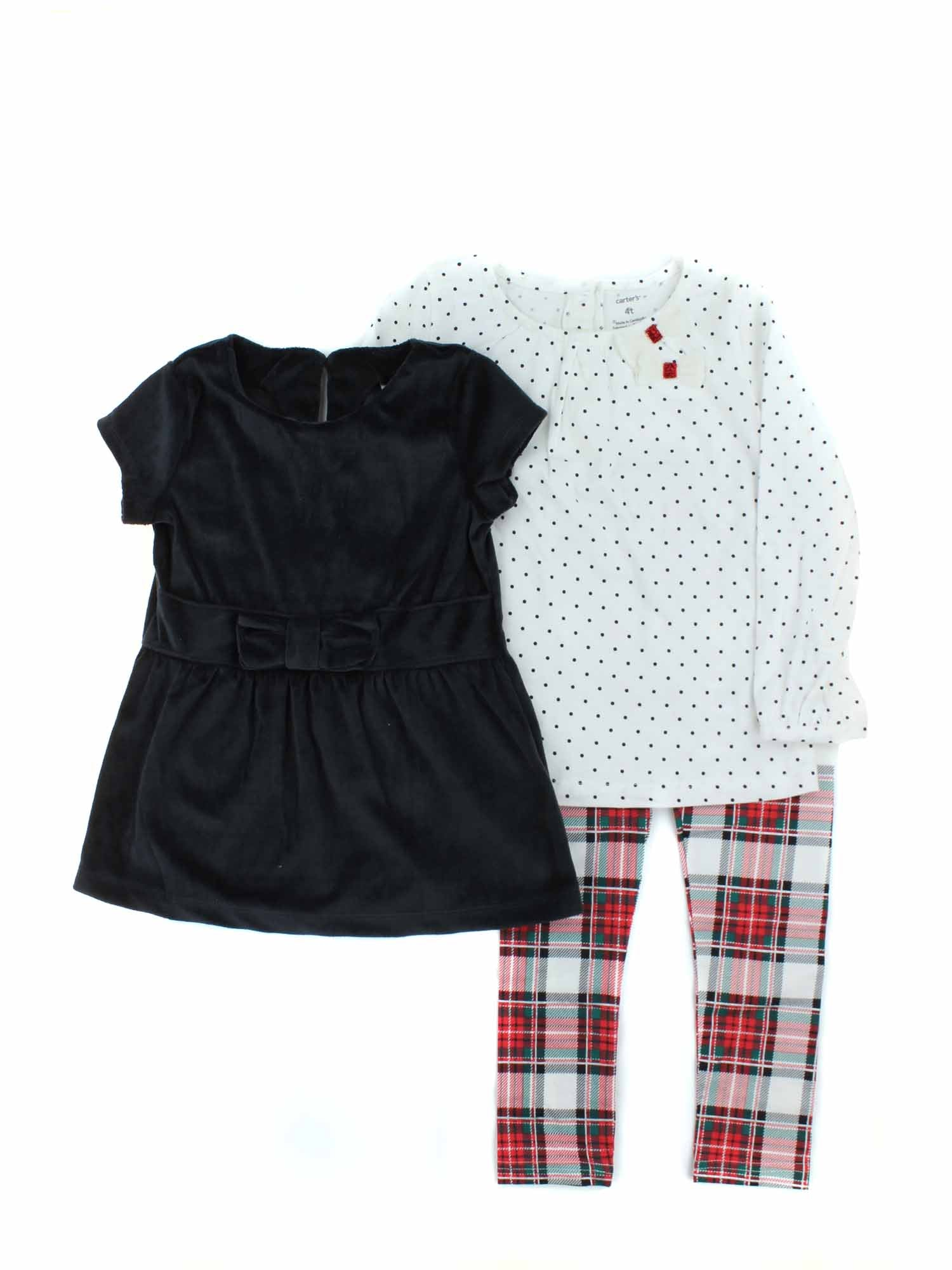 Pony Girls 3-Piece Pants Set Outfit