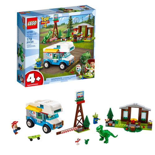 LEGO Toy Story 4 RV Vacation Building Toys (10769, 178 Pieces)