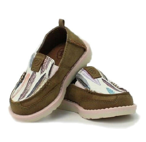 Ariat Lil Stompers Toddler Girls Anna Cruiser Moccasin