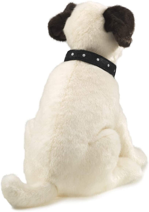 Folkmanis High Quality Domestic Animal Puppets, Sitting Terrier Hand Puppet