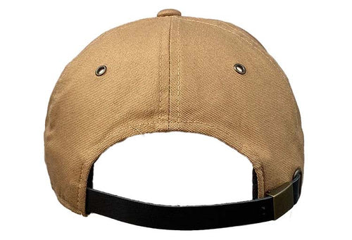 Hooey Mens Hog Bum Oil Gear Flex Fit Yoke Baseball Cap (Brown/Black , One Size)
