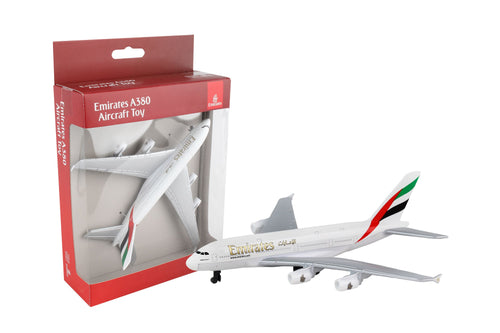Daron Emirates A380 Die Cast Metal Collectible Single Plane
