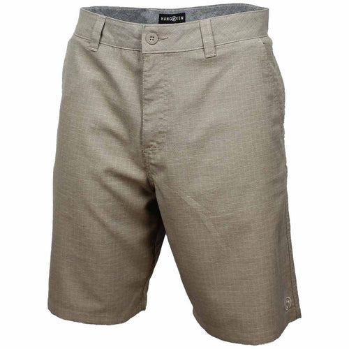 Hang Ten Mens Perspective Flat Front Shorts