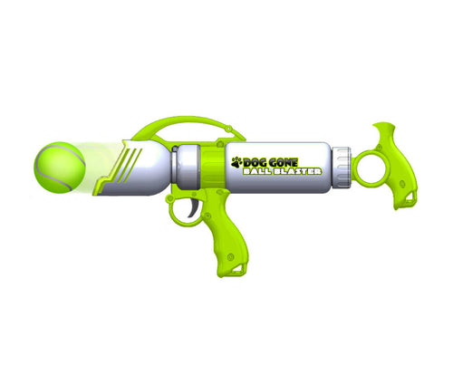 Dog Gone Tennis Ball Blaster with Tennis Ball