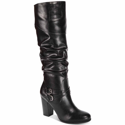 Style & Co Women's Sophiie Ruched Dress Boots