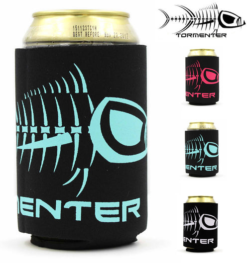Tormenter Coozie Neoprene Insulated Beer Can Sleeve Covers