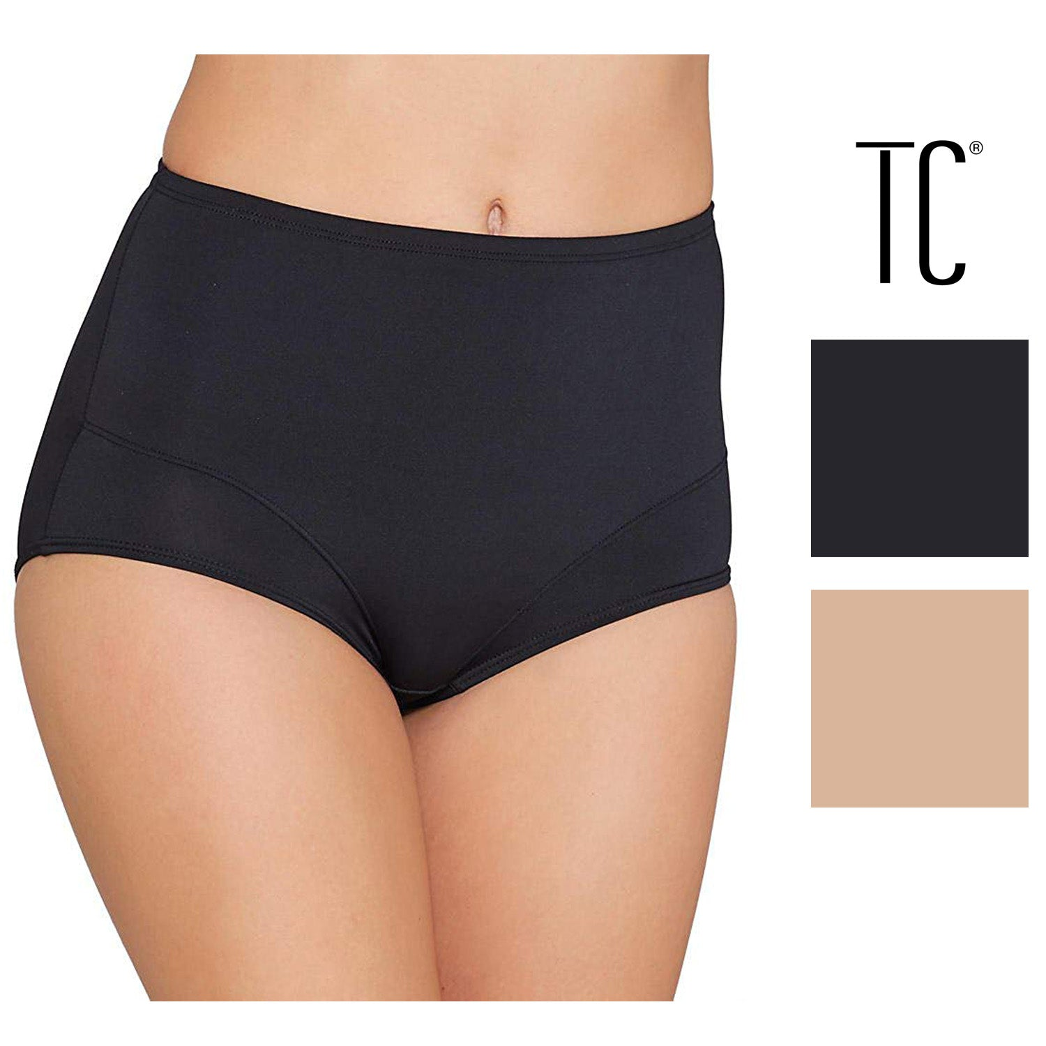 ea489321d81 TC Fine Intimates Everyday Waistline Shaping Brief – Shop Munki