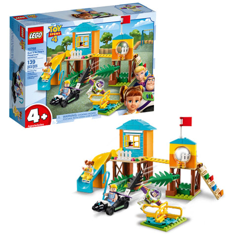 Lego Buzz Woody S Carnival Mania Building Toy 10770 230 Pieces