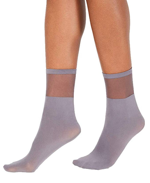 INC International Concepts Sheer Ankle Socks