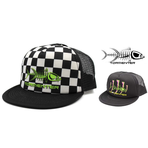 Tormenter Mens Snapback Mesh Back Hat