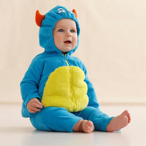 Carters Baby Monster Microfleece 2 Piece Halloween Costume