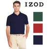 Izod Men's SportFlex Classic-Fit Solid Stretch Performance Polo