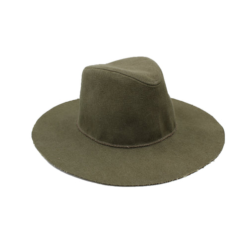 Tommy Bahama Womens Canvas Safari Hat