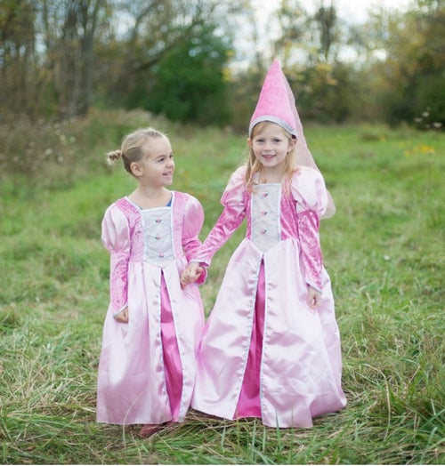 Great Pretenders Girl's Medieval Queen Gown Costume