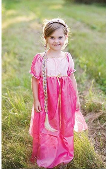 Creative Education's Storybook Princess Blonde Rapunzel or Dress Up Braid