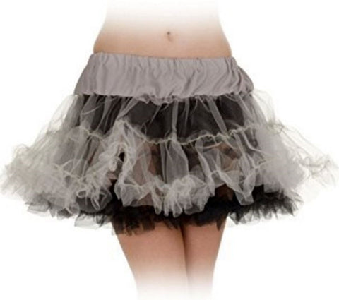 Underwraps Women's Tulle Tutu Skirt Costume Accessory (One Size)