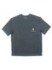 Aquaflauge Mens Anastasia 50/50 Short Sleeve T-Shirt