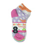 Stride Rite Girls Combed Cotton Quarters Socks-8 Pack