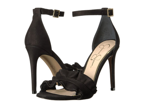 Jessica Simpson Womens Silea Dress Sandal Heels