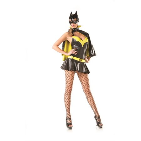 Be Wicked Womens 3 Piece Costume Collection Sexy Batty