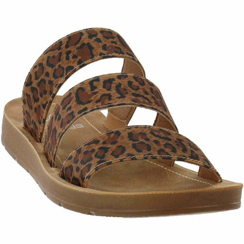 Corkys Footwear Womens Dafne Top Strap Slip On Sandal