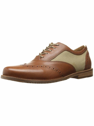 Tommy Bahama Mens Felman Wingtip Oxford Shoes