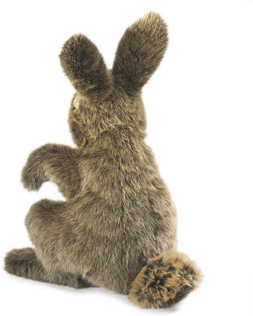 Folkmanis Play Pretend Animal Puppet, Hare Hand Puppet