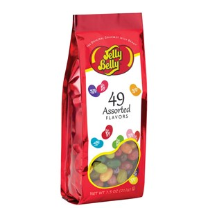 Jelly Belly 49 Assorted Jelly Bean Flavors 7.5 oz Gift Bags