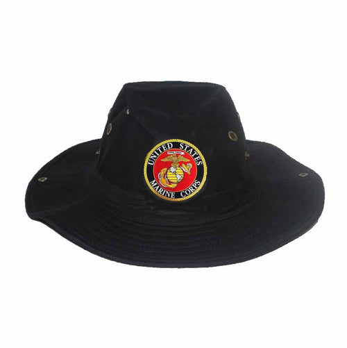 JWM Mens Embroidered Cotton Military Hunter Hats