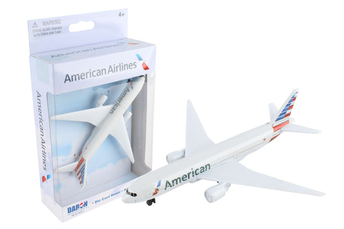Daron American Airlines Single Die-Cast Collectible Plane