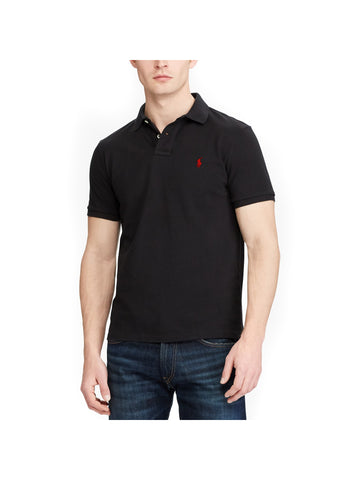 Polo Ralph Lauren Mens Cotton Mesh Shirt