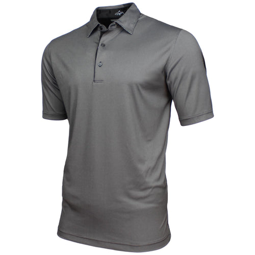 Greg Norman Mens Technical Performance Play Dry Golf Polo