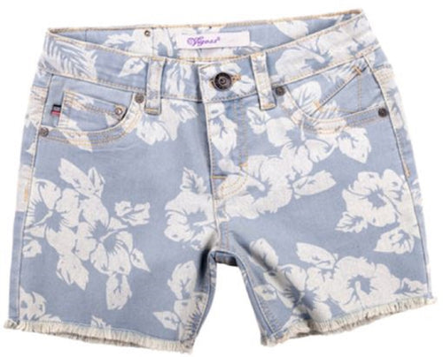 Vigoss Girl's Summer Casual Jean Shortie Shorts-Different Styles and Patterns