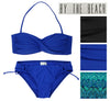 By the Beach Womens Bikini Swim Top or Bottom (Separates - Mix-and-Match!) NEW!