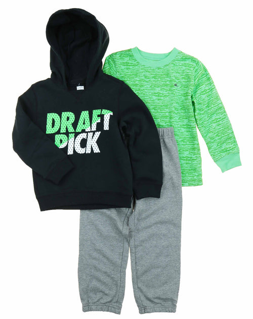 Carter's Boy's 3-Piece Set Pants, Jacket, and Shirt