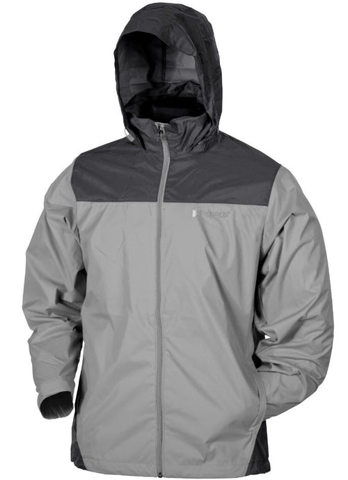 Frogg Toggs Mens River Toadz Waterproof Lightweight Rain Jacket