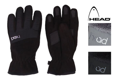HEAD JR ThermalFUR Fleece Gloves - Child Size