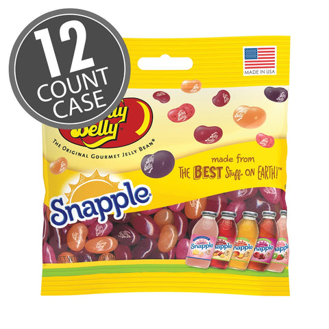 Jelly Belly Snapple Mix Jelly Beans 3.1 oz Bag