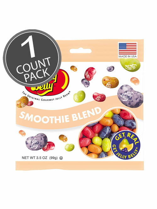 Jelly Belly Smoothie Blend Jelly Beans 3.5 oz Bag
