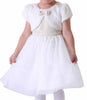 Jona Michelle Little Girls Formal Holiday Party Dress