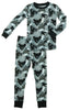 Kirkland Signature Boys 2-Piece Organic Cotton Pajama Set