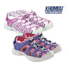 Khombu Kids Girls Sport Sandal