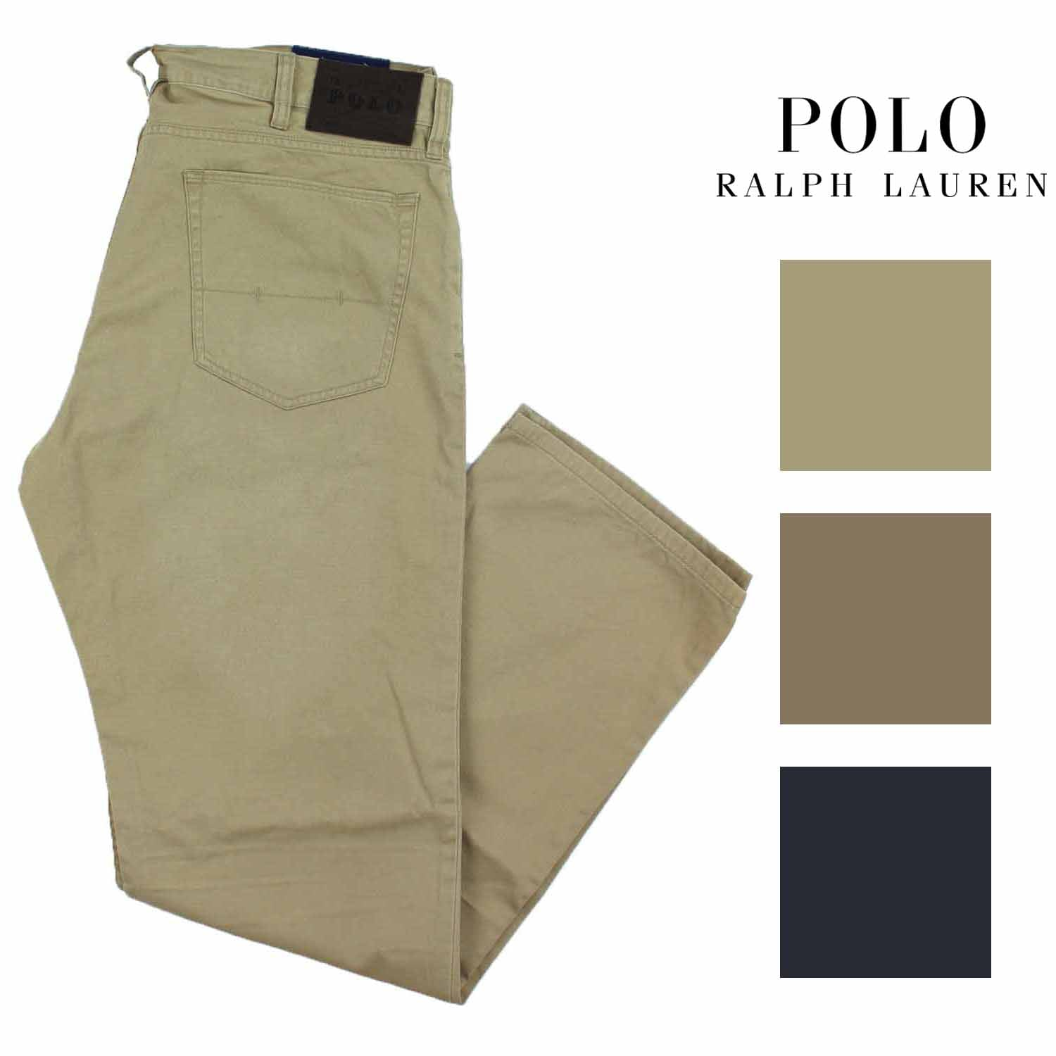 – Munki Chino Polo Pocket Shop Ralph Five Lauren Fit Pants Mens Straight TFJcKl1