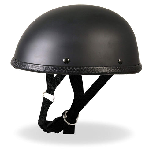 Hot Leathers Turtle Style Novelty Helmet (Matte, Small)