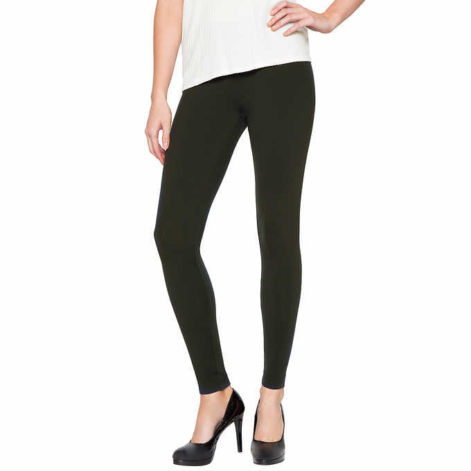 bba8202573c33b Matty M. Womens Thick Material Leggings with Wide Elastic Band ...