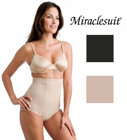 Miraclesuit Women's Sexy Sheer Shaping Waist Cincher