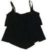 2Bamboo Women's Tankini Top Swimwear with Built in Bra